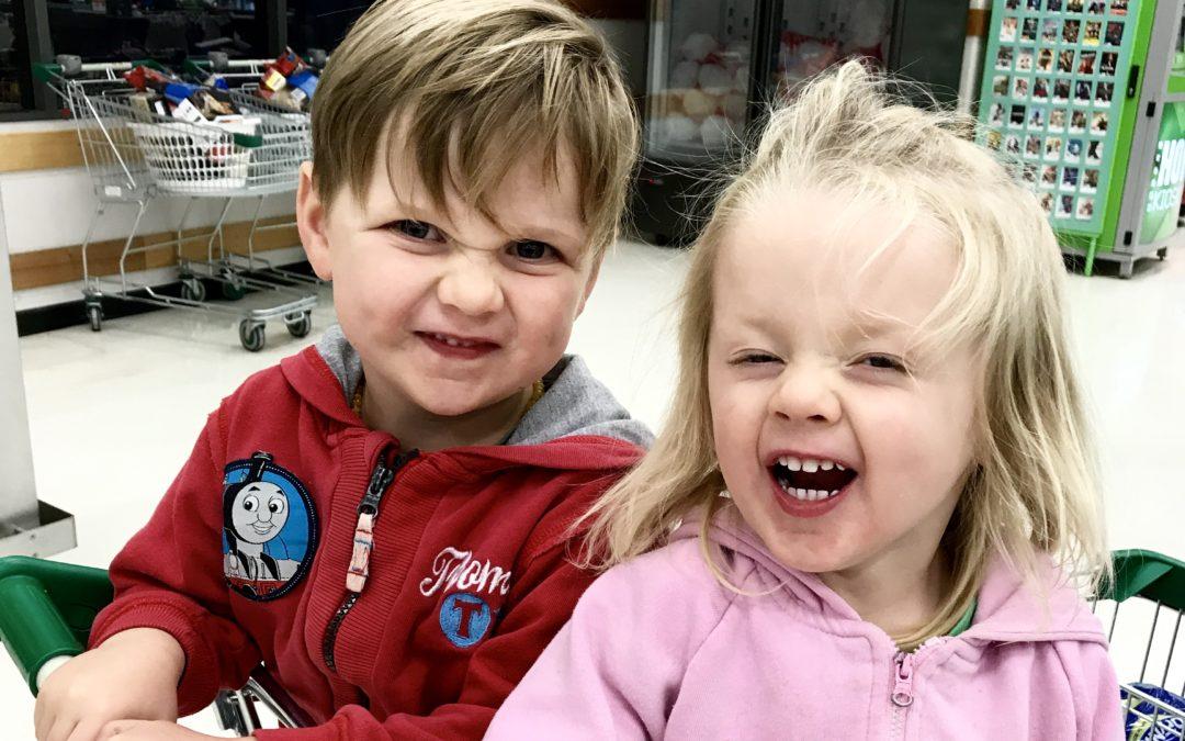 Van life with kids, the crappy bits