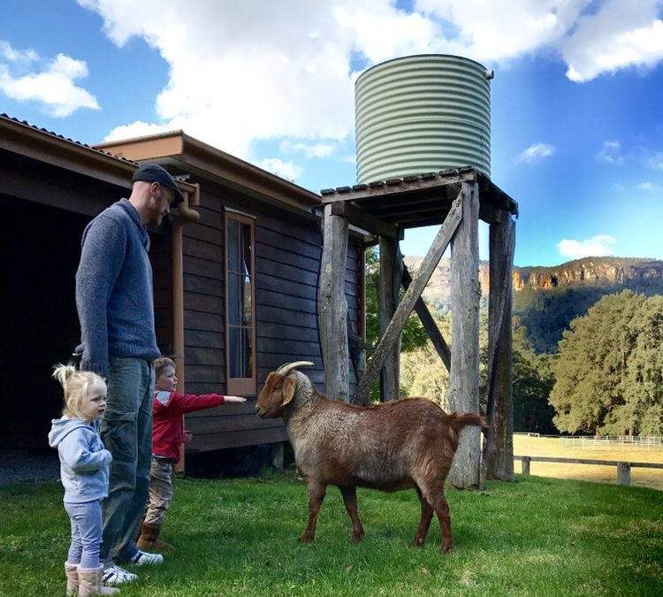 Farmstays near Sydney, Australia