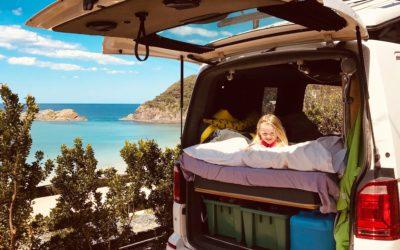 Places to camp near Sydney, Australia